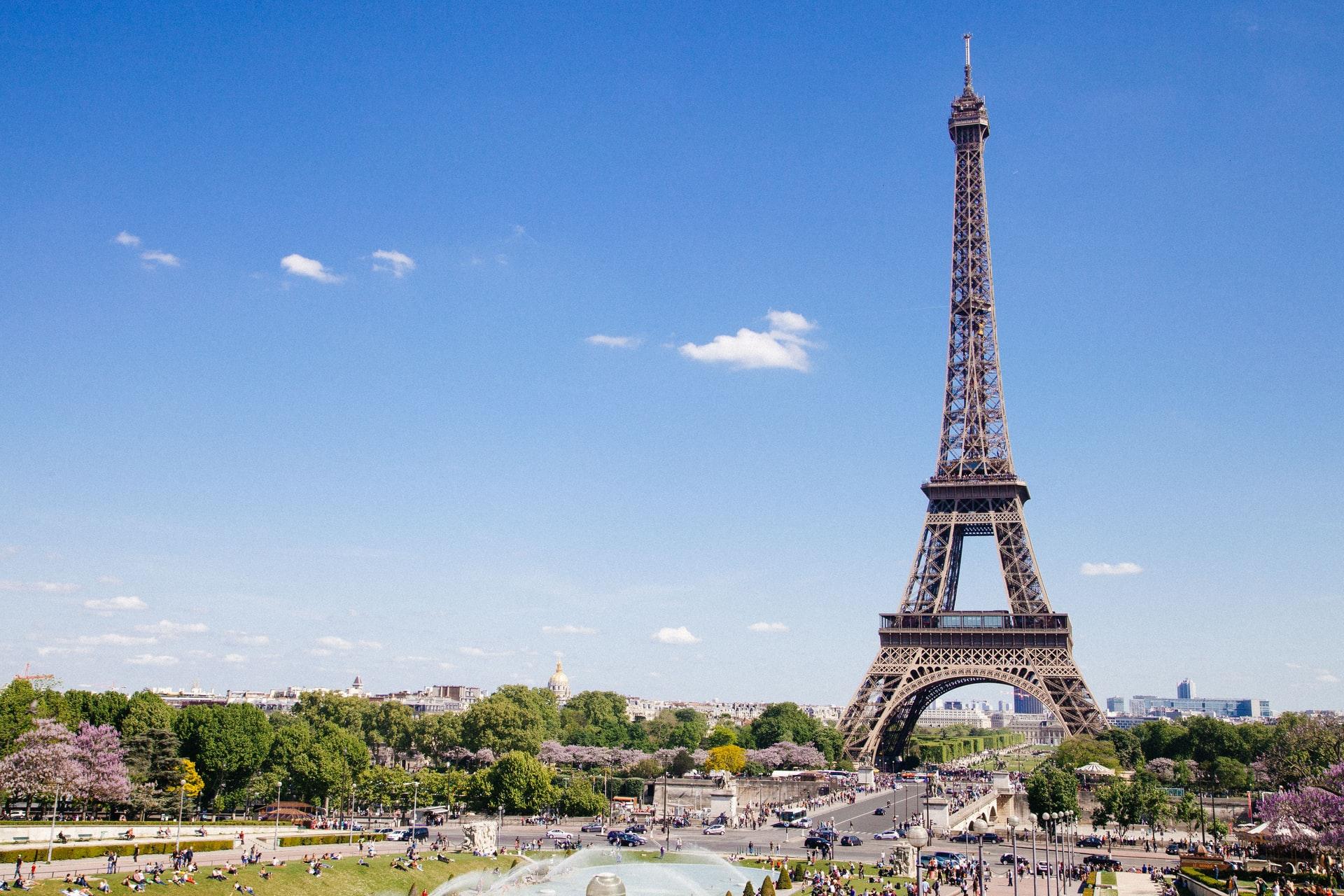 Le marché de l'immobilier en Ile-de-France, un monde à part.